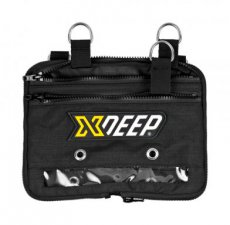 X Deep cargo pouch large